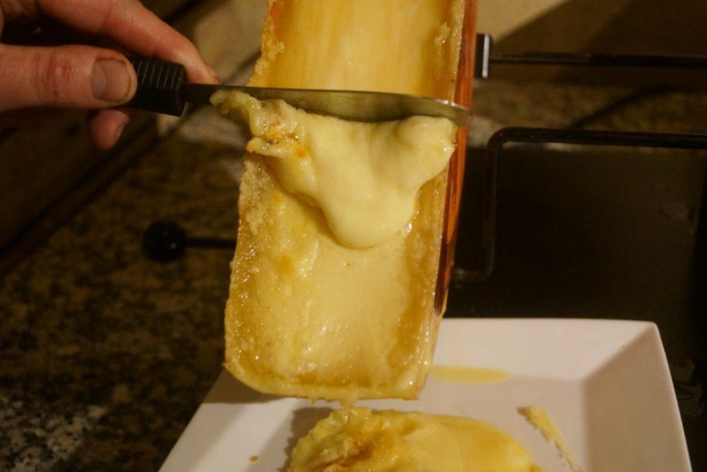 raclette Le Bis St Emilion